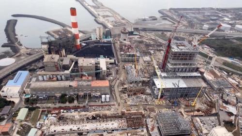 林口電廠擴建採先建後拆的方式進行