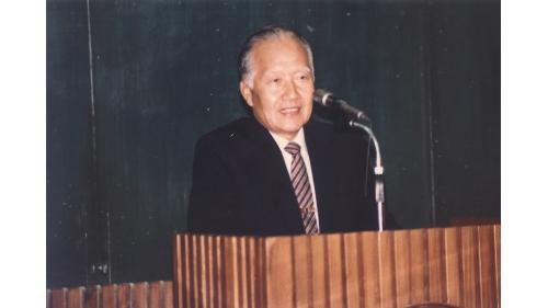 大林電廠首任廠長程又昕先生