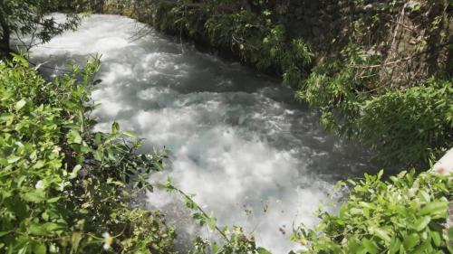 舊寮圳:尾寮山引水,水質清澈,水量穩定,舒解高樹缺水之苦。