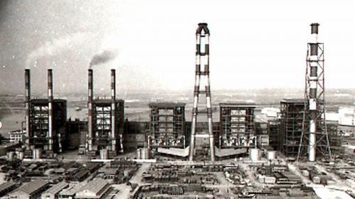 大林電廠一至五號機組