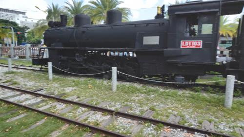 1909年成立的鐵道部花蓮港出張所(即現今的鐵道文化館)