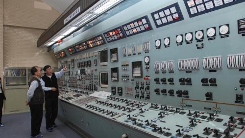 大林電廠機組模擬器