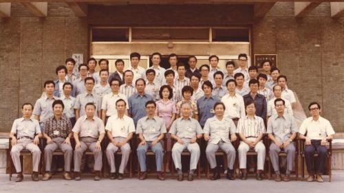 大林電廠建10週年慶合照