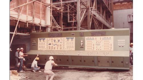 大林電廠機組改裝工程