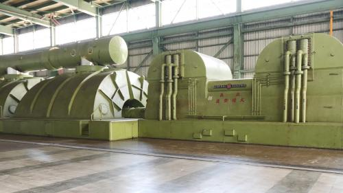大林電廠大林六號發電機組