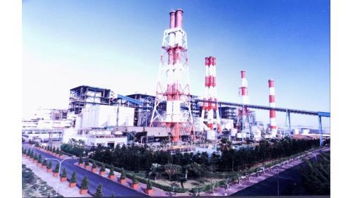大林電廠一至六號機組