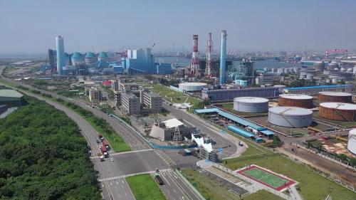 大林電廠廠區