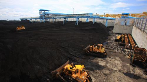大林電廠之舊儲煤場