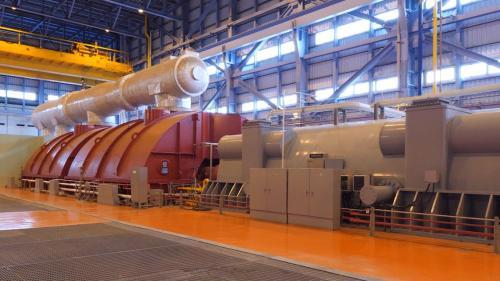 大林電廠林新一號發電機組:2018年2月新一號機順利商轉,裝置容量達80萬。