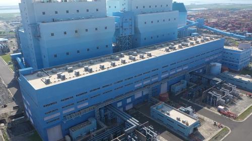 大林電廠林新一、二號發電機組:2018年2月新一號機順利商轉,2019年新二號機也正式商轉,裝置容量均為80萬瓩。