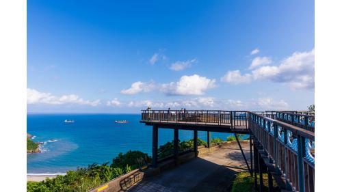 蘇澳港:南方澳觀景台