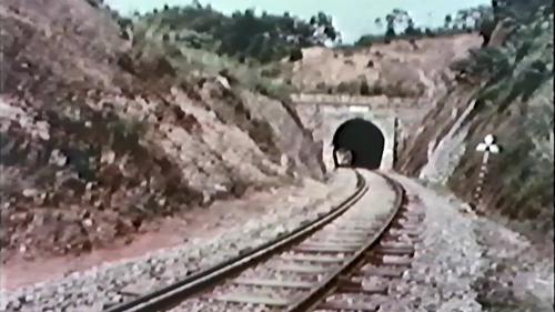 榮工處承建的瑞芳深澳鐵路支線