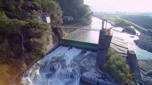 天埤電廠進水口