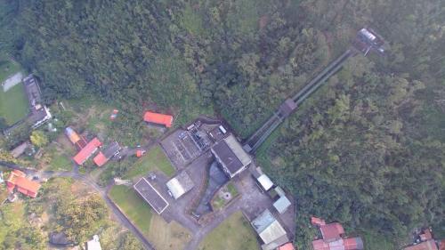 圓山電廠俯瞰