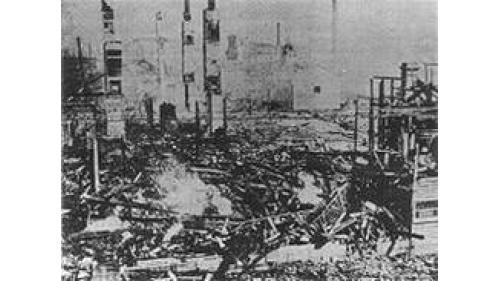 鳥山頭水庫:1918年7月日本暴發史上規模最大的米騷動
