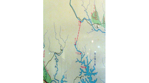 烏山頭水庫及越域引水