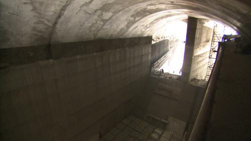 曾文水庫防淤隧道