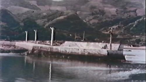 榮工處承辦的澳底漁港工程