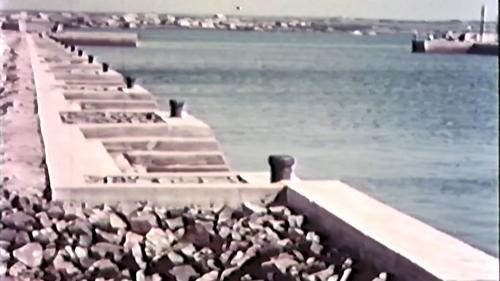榮工處承辦的馬公漁港工程