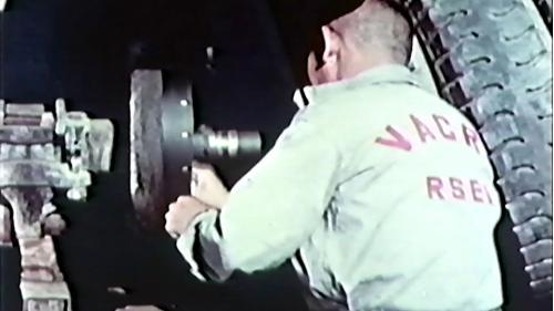 榮工處重機械廠:重機械(工程卡車)維修--走向專業化目標