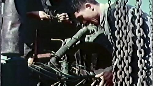 榮工處重機械廠:重機械維修--走向專業化目標