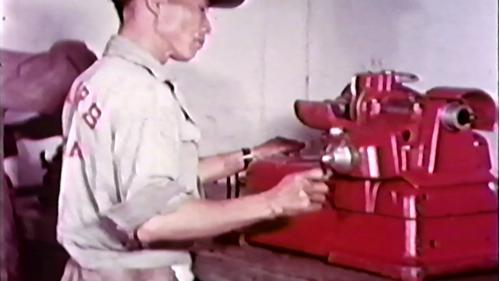 榮工處重機械廠:機械維修--走向專業化目標