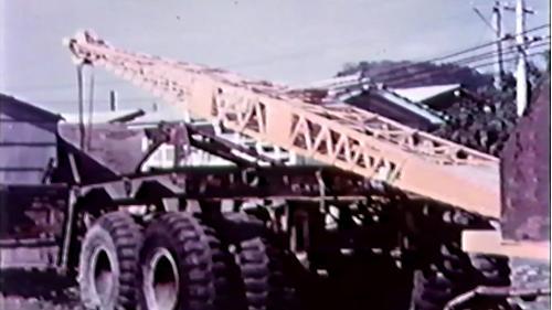 榮工處重機械廠:廠內的重型機械