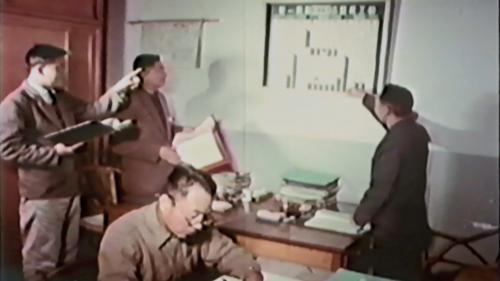 早期榮工處辦公室人員嚴加控管工程施工成本及財務上執行統收統支