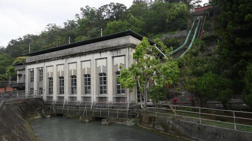 日治時代台灣總督府規劃設計命名為「后里發電所」供應台中及彰化地區用電