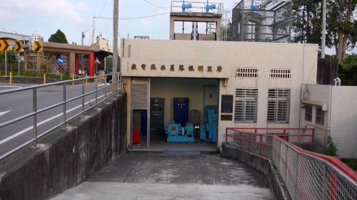 大安溪后里圳低落差示範電廠