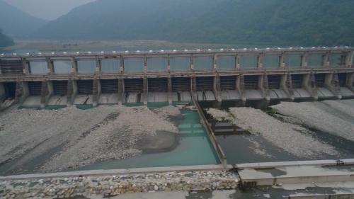 大安溪士林攔河堰