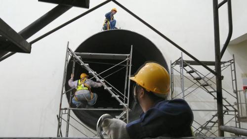 石門電廠第二期改造工程