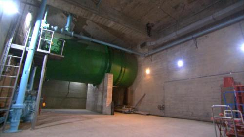 石門電廠壓力鋼管