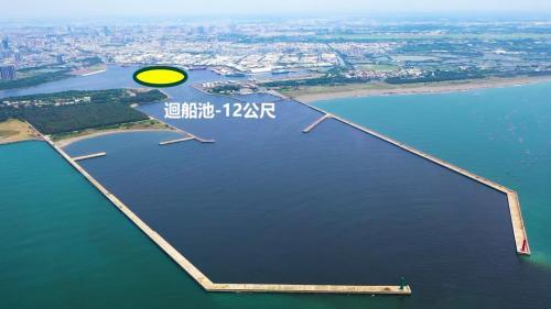 2005年安平港擴建