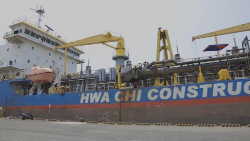 擴建後之安平港貨運功能大為提升