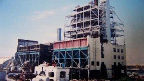 1999年,除役的一、二、三號汽輪機組開始拆除,拆除工程於隔年完成。
