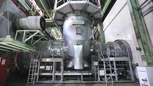 南部火力電廠複循環機組