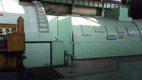 南部火力電廠現役新機組一律使用天燃氣為燃料。