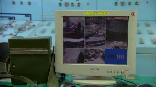 立霧溪流域立霧電廠電腦監控管理設備