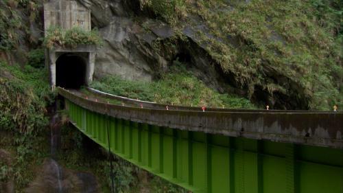 和平溪流域碧海電廠道路橋樑