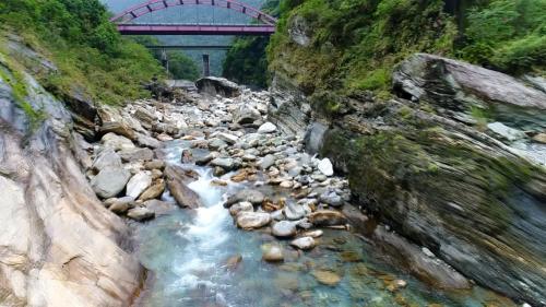 木瓜溪支流清水溪河床