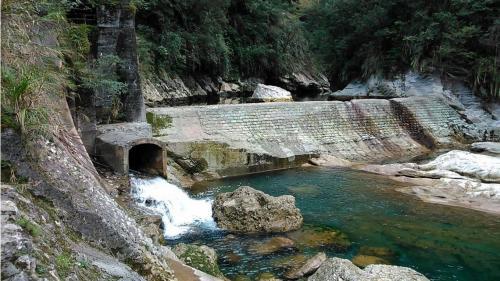 木瓜溪支流清水溪清一壩