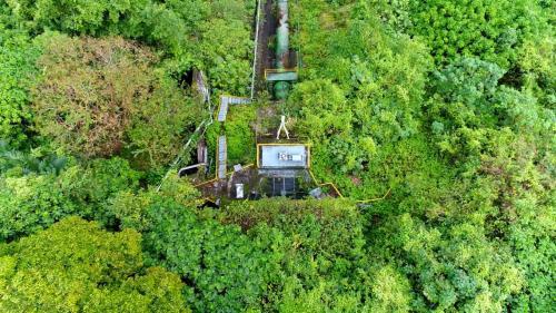 木瓜溪流域清流電廠前池
