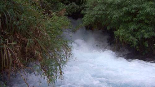 木瓜溪流清流電廠尾水出口