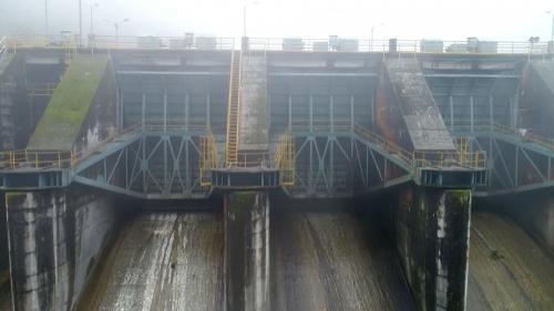 木瓜溪流域龍溪壩