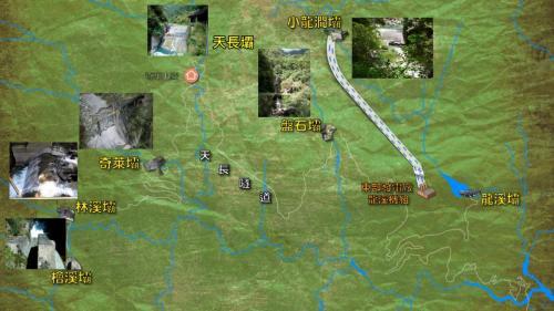 奇萊引水工程於1984年11月30日完工啟用