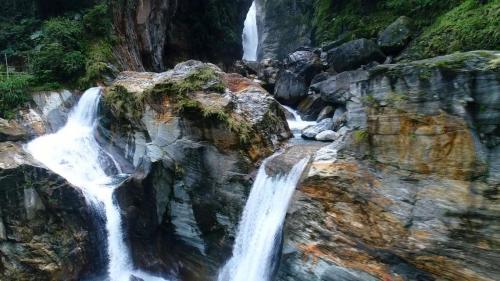 木瓜溪流域龍鳳壩