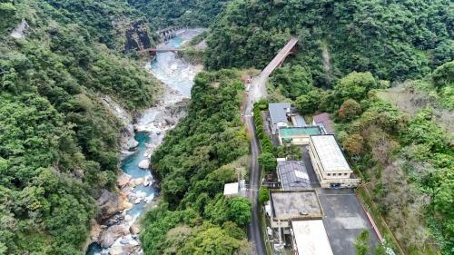 木瓜溪流域水簾電廠