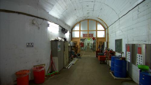 木瓜溪流域銅門電廠內部