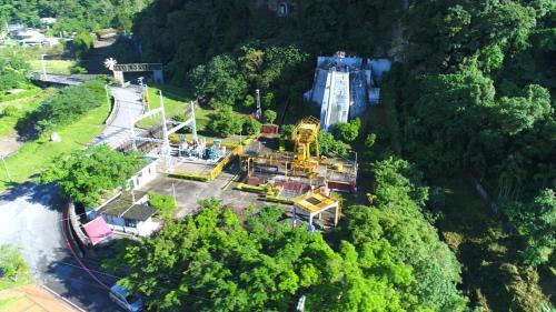 木瓜溪流域榕樹電廠